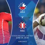 Copa America: Chile vs Peru