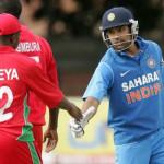 Zimbabwe India ODI series