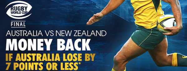 2015 Rugby World Cup Betting