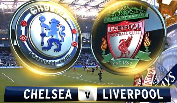 EPL Chelsea Liverpool