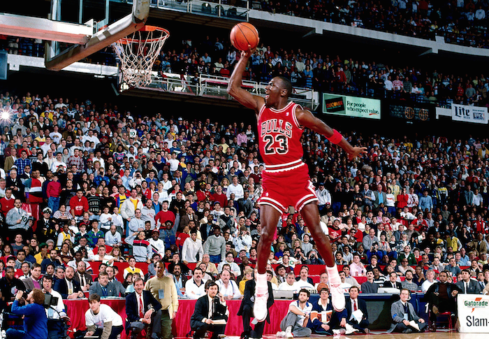 Jordan Dunk NBA