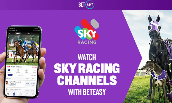 BetEasy SkyRacing