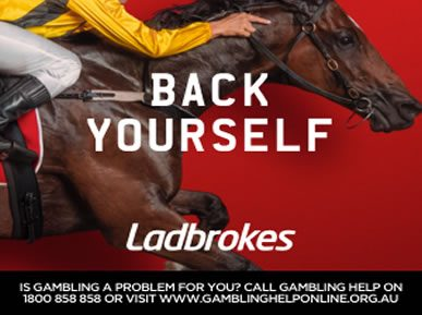 Ladbrokes Back Yourself