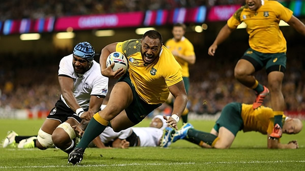 Rugby World Cup Quarter-Finals
