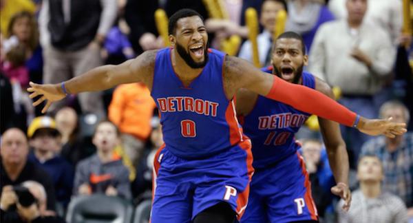 Detroit NBA 2015