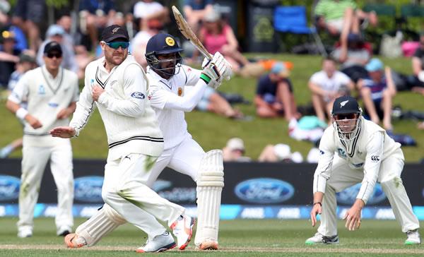 New Zealand Sri Lanka Test series