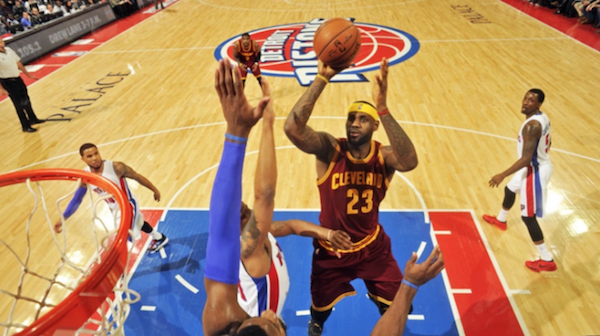 NBA Betting Tips Lebron 2016