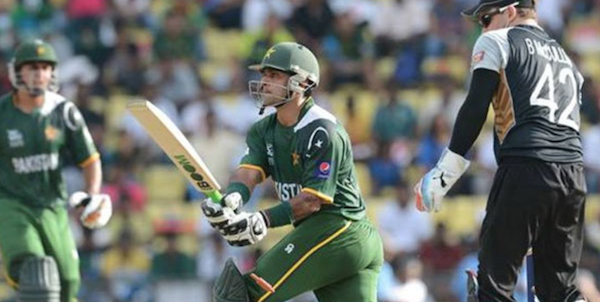 Cricket New Zealand Pakistan betting