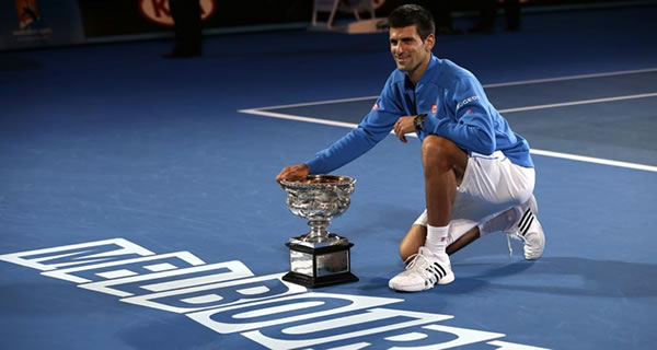Australian Open - Djokovic