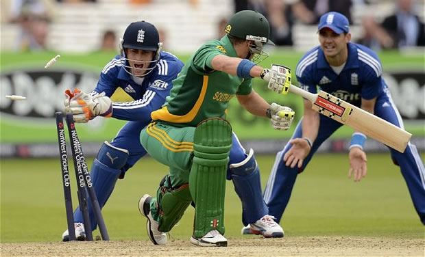 South Africa vs England ODI Series