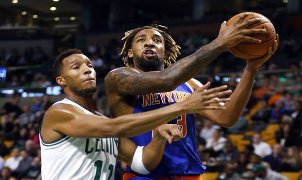 Knicks vs Celtics NBA