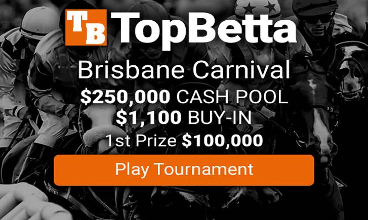 TopBetta Brisbane Carnival Tournament