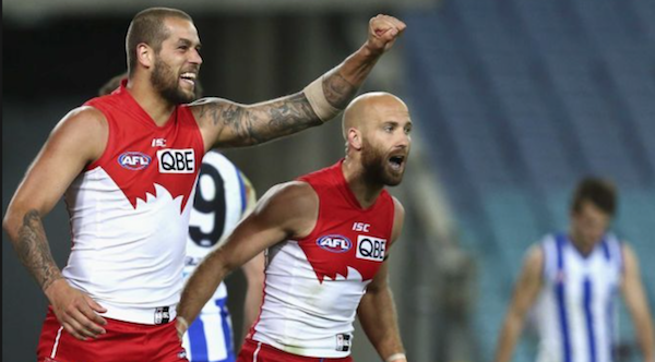 2016 AFL Round 10 Betting