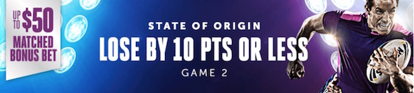 State of Origin Betting Special