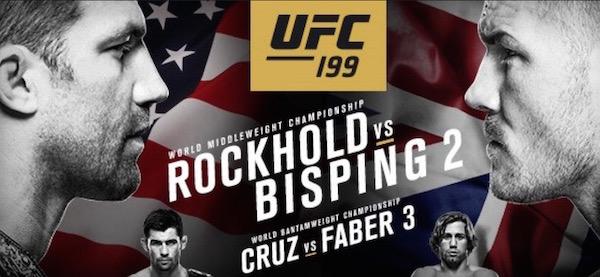UFC 199 Betting