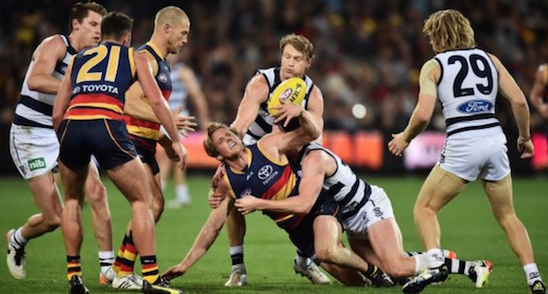 2016 AFL Round 18 Betting