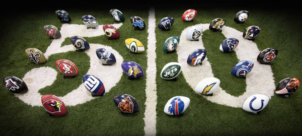 2016 NFL Division Betting