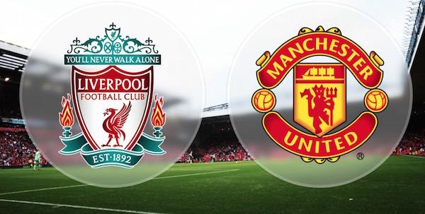 Liverpool Man United betting