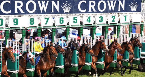 2016 Crown Oaks Betting