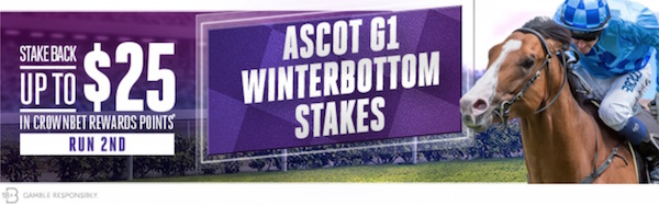 Winterbottom Stakes Betting Perth
