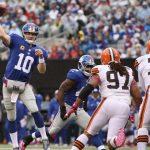 NFL Giants Browns