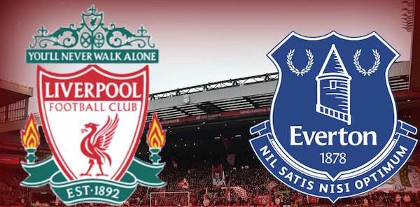 Liverpool Everton EPL