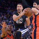 NBA Betting Warriors Thunder