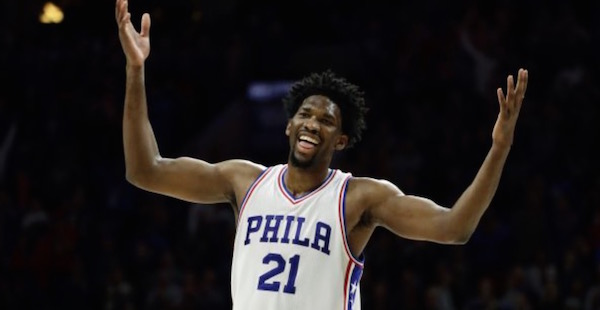 NBA betting tips Joel Embiid