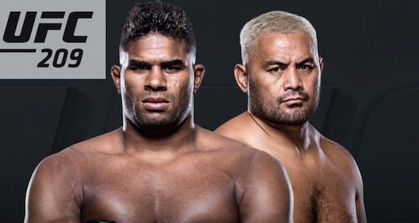 UFC 209 Betting