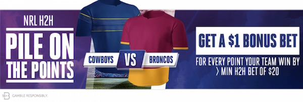 NRL Round 26 Betting Special