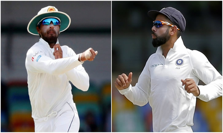 India vs Sri Lanka Test Series Preview