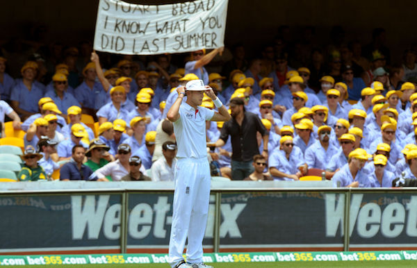 1st ashes test gabba