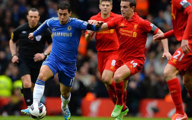 EPL Liverpool vs Chelsea