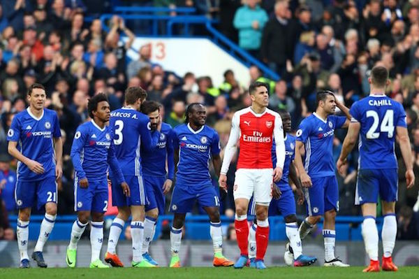 Chelsea vs arsenal betting preview nfl mcgee and delilah binary options
